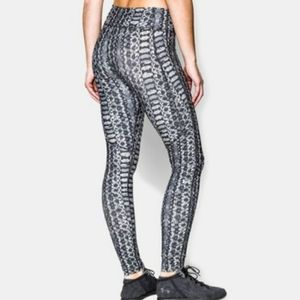 Under Armour heat gear compression high rise